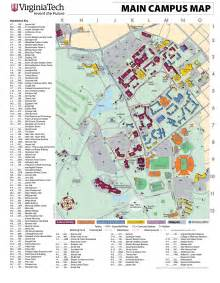 tech cus map pdf virginia tech map school