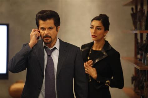 24 Season 6 Episode 3 And 4 Spoiler In One Picture by Omar And Dalia Hassan Anil Kapoor And Necar Zadegan 24