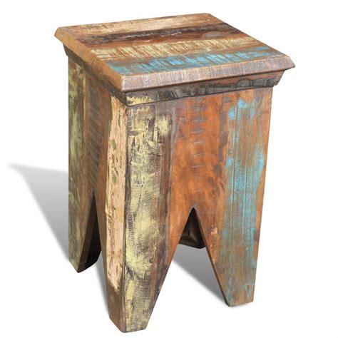 stuhl garderobe teakholz antik stuhl hocker garderobe vintage ablage de