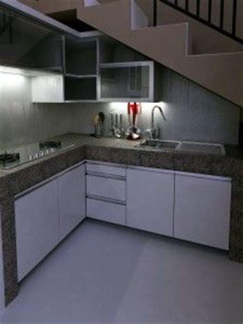 design dapur minimalis dibawah tangga dapur contoh dapur kecil minimalis good ideas pinterest