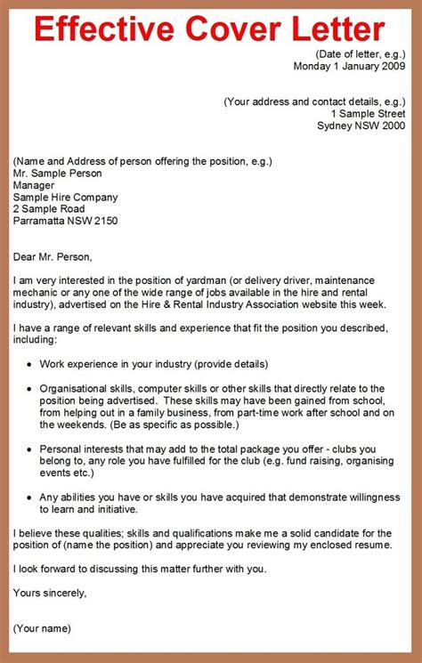 effective business letters sles the best letter sle