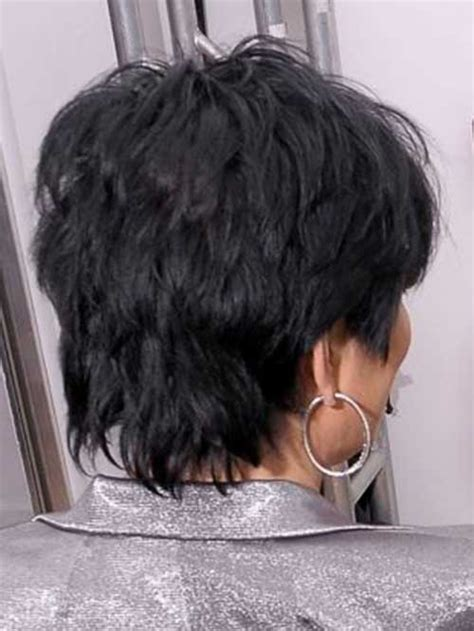 over 50 short hairstyle front and back views 20 short hair styles for women over 50 short hairstyles