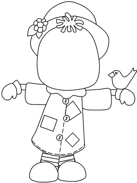 fall coloring pages dltk coloring pages