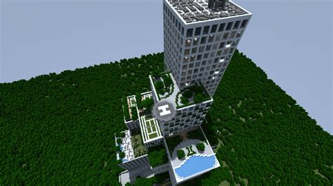 Minecraft Home Interior by The Ceranese Hotel Minecraft S Largest Hotel Minecraft