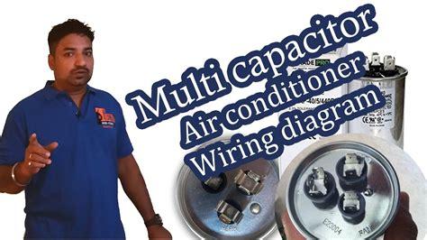 terminals capacitor air conditioner wiring diagram
