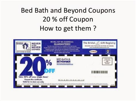 bed bath and beyond discounts bed bath and beyond coupon printable 2013 2017 2018