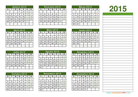 calend 225 2015 calendarios 2015 para imprimir