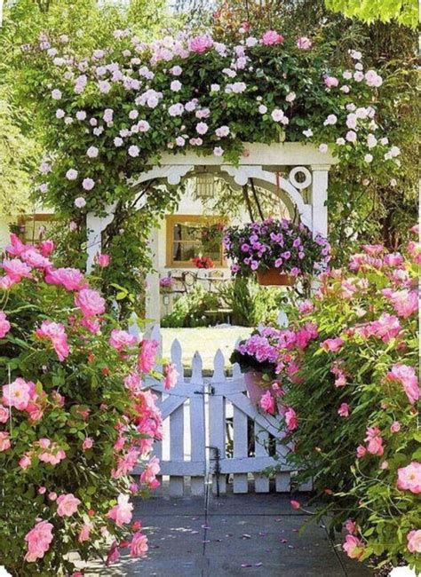 Country Garden Design Ideas Simple And Beautiful Country Garden Decor Ideas 27 Wartaku Net