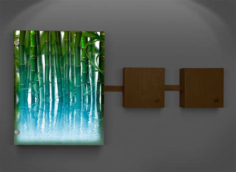 led light wall decor lighted wall decor color changing lights contemporary