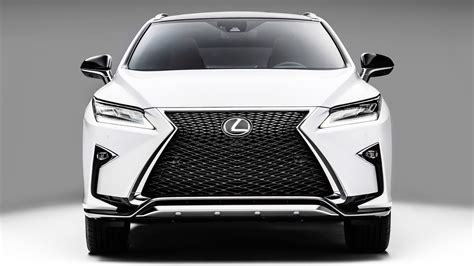 white lexus 2017 2017 lexus rx will bring a new shift in driving car from