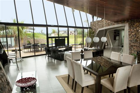 glass wall house glass walls in homes 10453