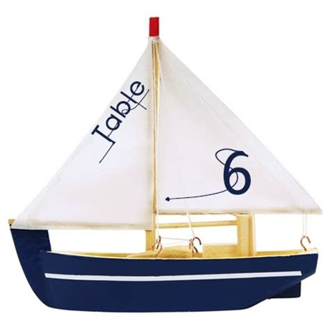 sailboat numbers white boat wooden sailboat table numbers