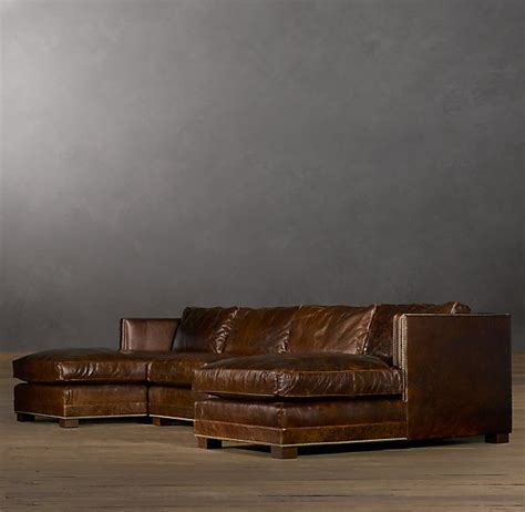 sectional sofas for basements easton leather u chaise sectional home