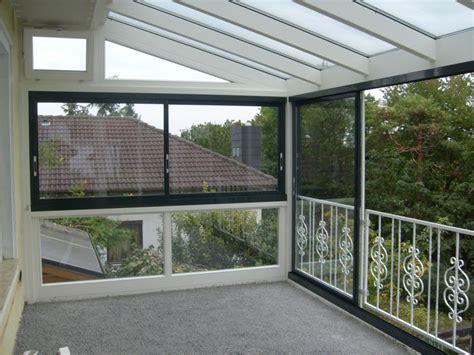 wintergarten balkon balkon zum wintergarten ausbauen alco winterg 228 rten balkone