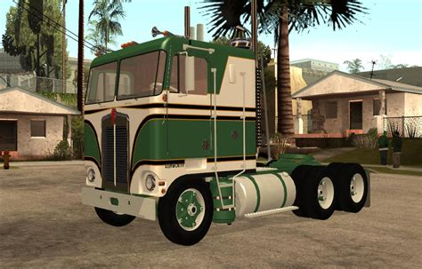 kenworth cabover the gta place kenworth cabover