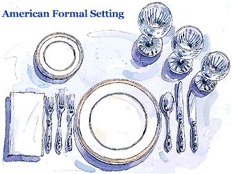 100 fancy place setting best 25 table setting 25 best images about table settings on pinterest