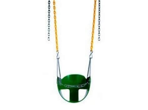 swing chain toddler swing w plastisol chains