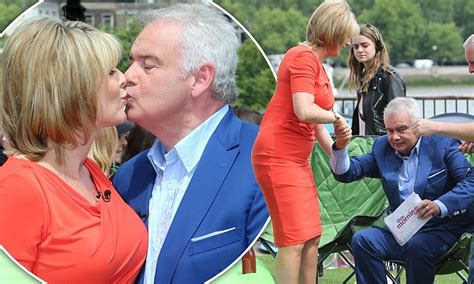 ruth langsford and eamonn holmes celebrate fifth wedding