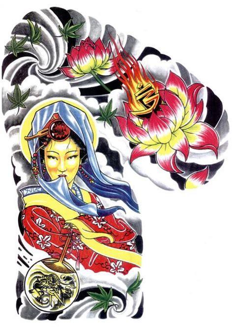 オリエンタル タトゥーと和彫り風刺青デザイン oriental09 jpg tattoo hearties