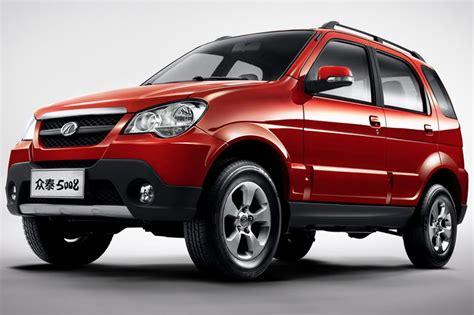 Jeep Chion Zotye 1 3 Zotye Autos Chinos Nuevos 2018