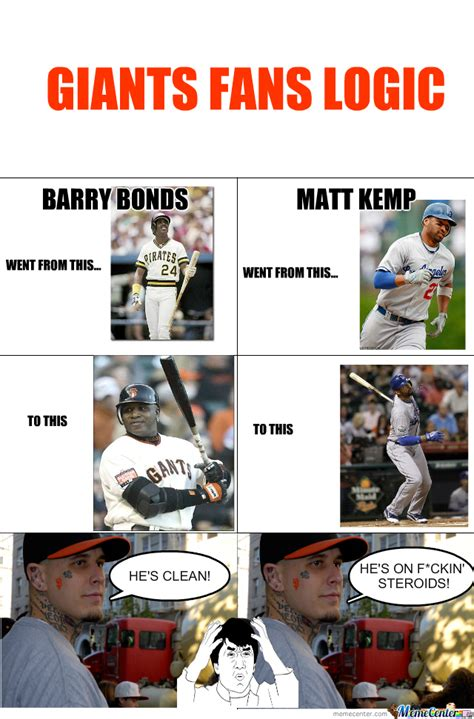 Sf Giants Memes - san francisco giants fan s logic by legittc meme center