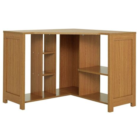 Oak Corner Desks For Home Buy Conrad Corner Desk Oak Effect At Argos Co Uk Your Shop For Desks And Workstations