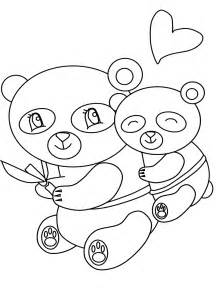 panda coloring pages panda coloring pages for