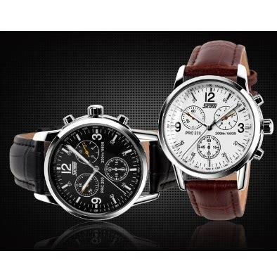 Jam Tangan Pria Sport Kw Ripcurl Casual skmei jam tangan analog pria stainless steel 9070cl white jakartanotebook