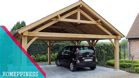 Carport Structure by Must 30 Rustic Carport Ideas That You May