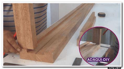 como hacer puerta de madera como hacer marco de madera para puerta contraplacada how