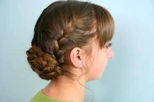 how to do a katniss braid step by step katniss reaping braid hunger games hairstyles cute
