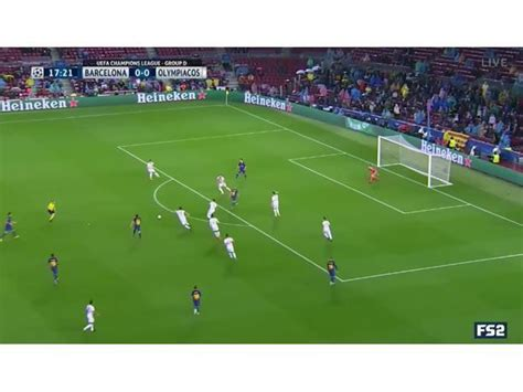 barcelona vs olympiakos barcelona vs olympiakos video resumen y goles del