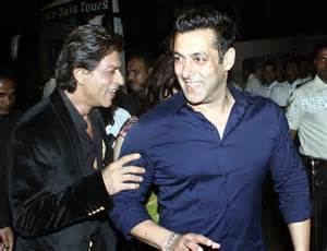 Our fight was over-dramatised: Shah Rukh Khan on Salman ...