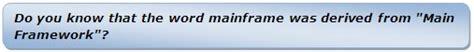 mainframe for dummies mainframes simplified