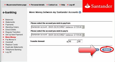banco santander e banking image gallery e banking santander