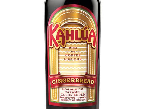 Shelf Of Kahlua by The Bottom Shelf Kahl 250 A Gingerbread Serious Eats