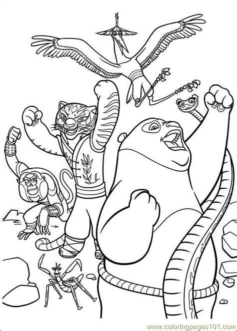 printable coloring pages kung fu panda 2 kung fu panda 2 coloring pages minister coloring