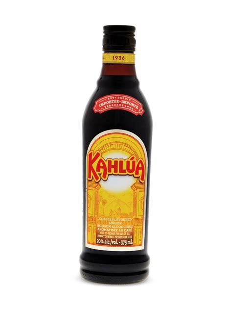 Kahlua Coffee kahlua content