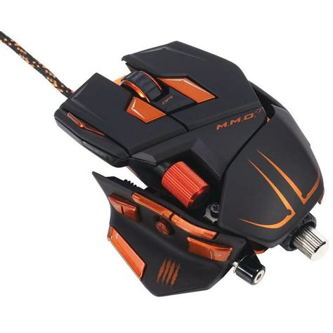 Mouse Gaming Mad Catz mad catz m m o 7 gaming mouse rat 243 n