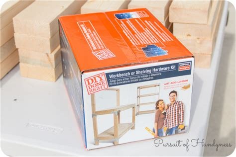 simpson strong tie bench kit diy mobile miter saw stand giveaway