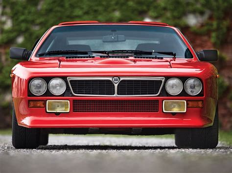 car lancia lancia 037 stradale brings the world of 1980s rallying to