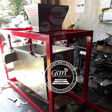 Mesin Tepung mesin pengayak tepung otomatis toko mesin madiun
