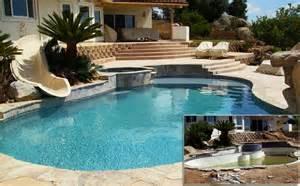 san diego pool plastering swimming pool renovation at