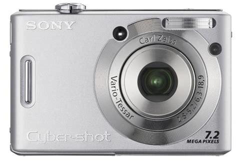 Kamera Sony Dsc S700 sony announces four new cyber dsc w55 dsc w35 dsc s700 dsc s650