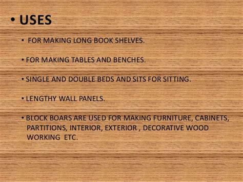 woodworker description plywood