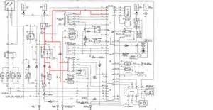 wiring diagram 1994 toyota pickup efi wiring wiring