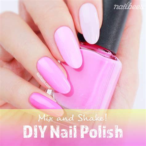 How To Make Nail by How To Make Diy Nail Nailbees