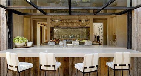 Indoor Bar Style Alert Indoor Outdoor Bars Kitchen Bath Trends
