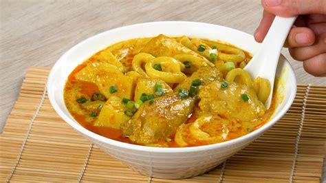 resep kari ayam udon khas jepang  akhir pekan spesial
