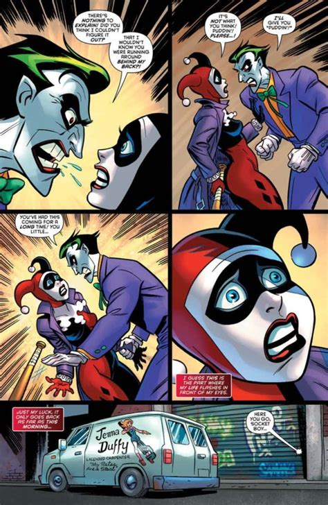 harley quinn a celebration of 25 years preview of harley quinn 25